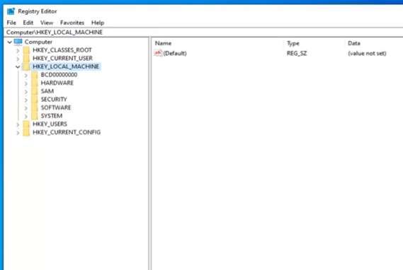 Fix Error Code 0x80070035