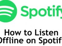 Download Music from Spotify to Listen Offline