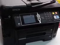 how to replace power supply adapter on epson wf-3620