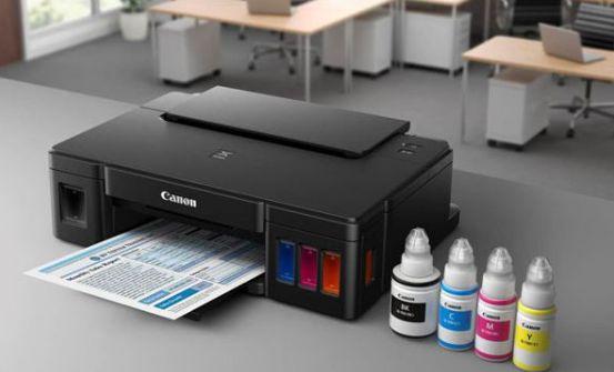 Canon Pixma G1000 Specifications