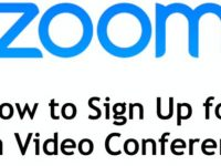 how to register zoom